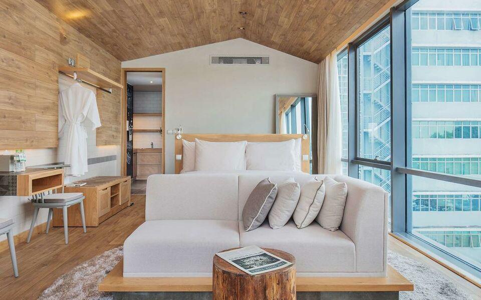 Fusion suites saigon a design boutique hotel ho chi minh for Design boutique hotel hanoi