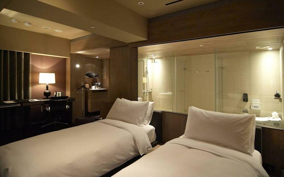 Hotel quote taipei a design boutique hotel taipei taiwan for Design hotel taipei
