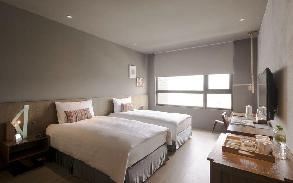 Home hotel daan a design boutique hotel taipei taiwan for Design hotel taipei