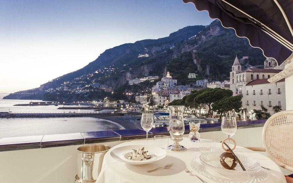 Hotel Marina Riviera Amalfi Reviews