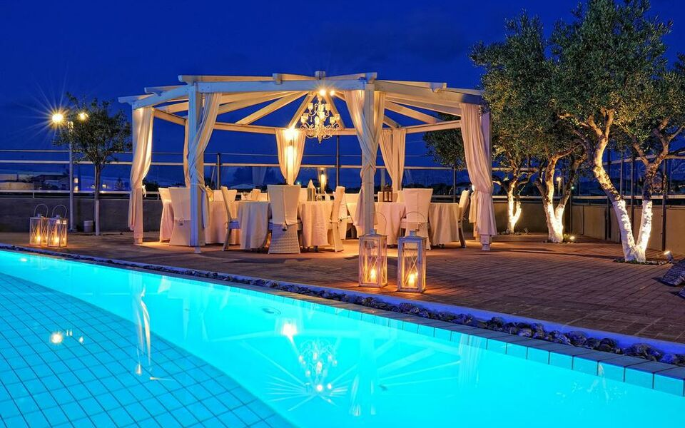Paradise island villas a design boutique hotel crete for Design hotel crete