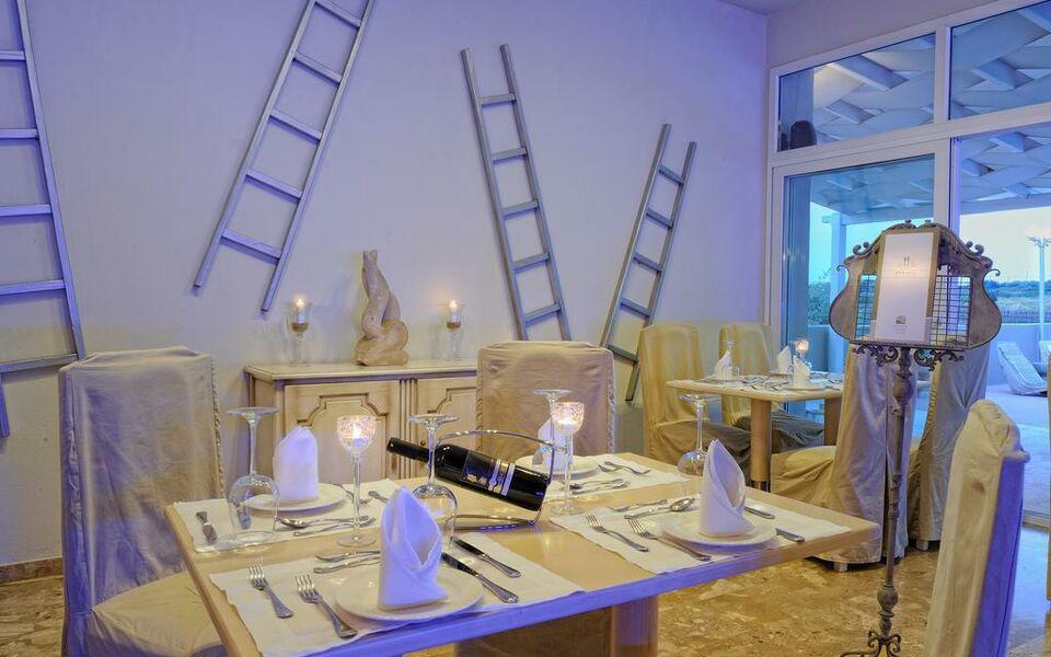 hersonissos boutique hotels paradise island villas