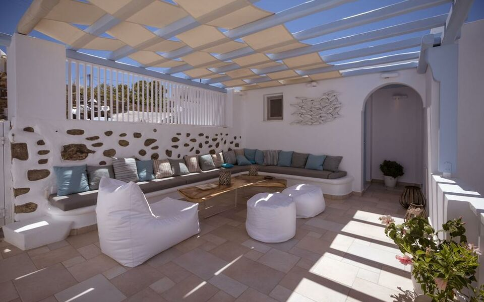 ibiscus boutique a design boutique hotel mykonos greece
