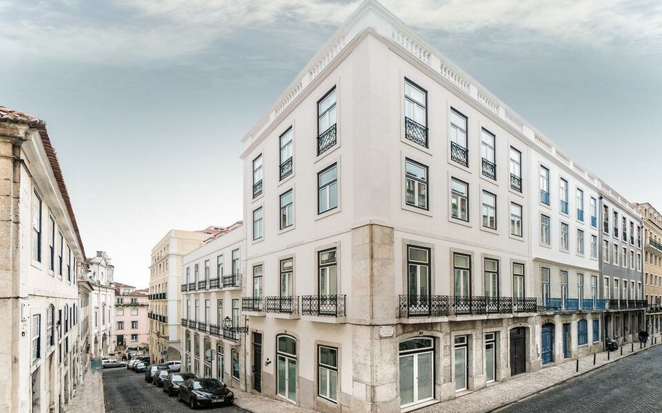 The lisboans apartments a design boutique hotel lisbon for Design boutique hotel lisbon