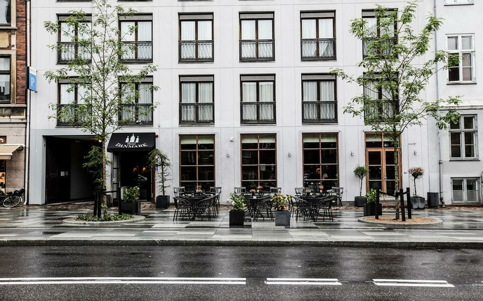 Hotel danmark a design boutique hotel copenhagen denmark for Top design hotels copenhagen