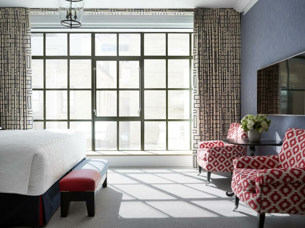 The whitby hotel new york city tats unis my boutique for Boutique hotel 7eme