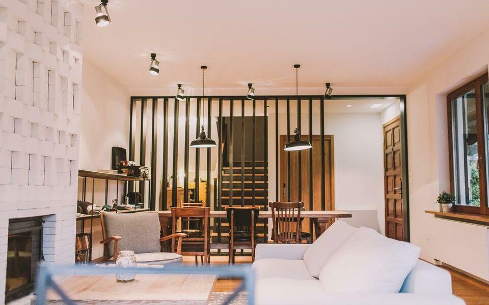 Hotel villa lorenea hondarribia spanien for Design hotels spanien