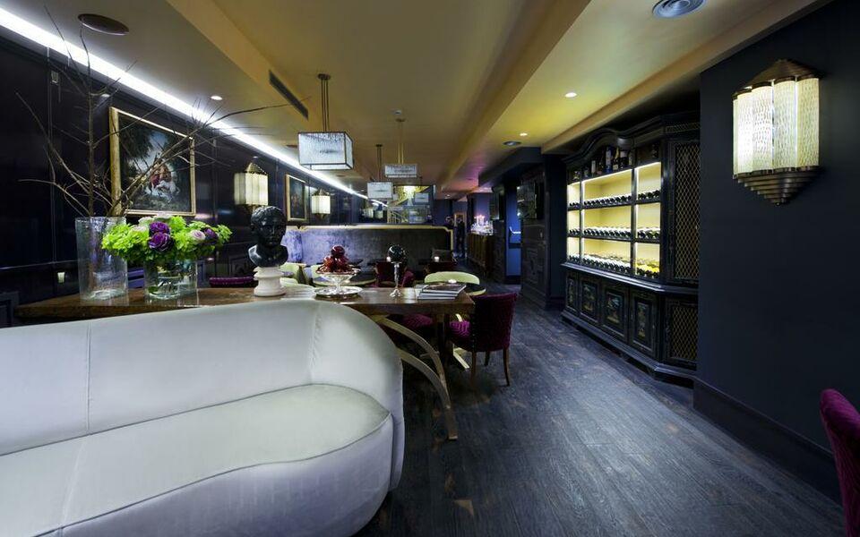 Ht6 hotel roma a design boutique hotel rome italy for Design boutique hotel rome