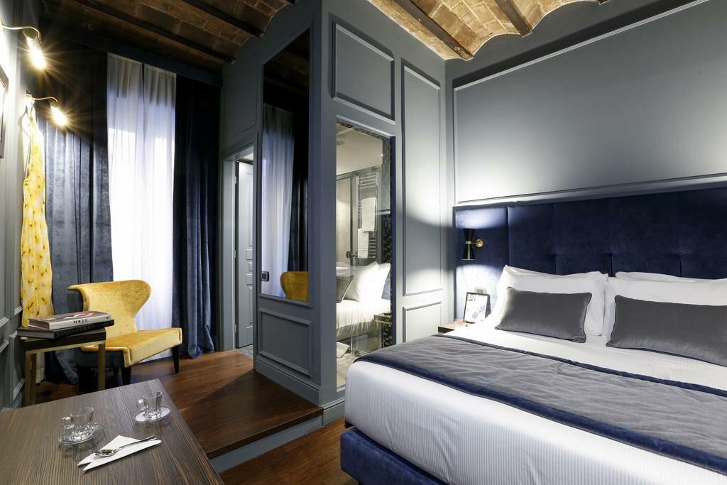 Saint b boutique hotel stb a design boutique hotel rome for Design boutique hotel zagreb