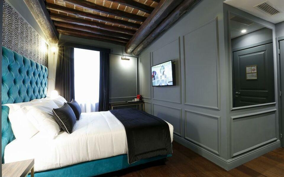 Saint b boutique hotel stb a design boutique hotel rome for Design boutique hotels chalkidiki