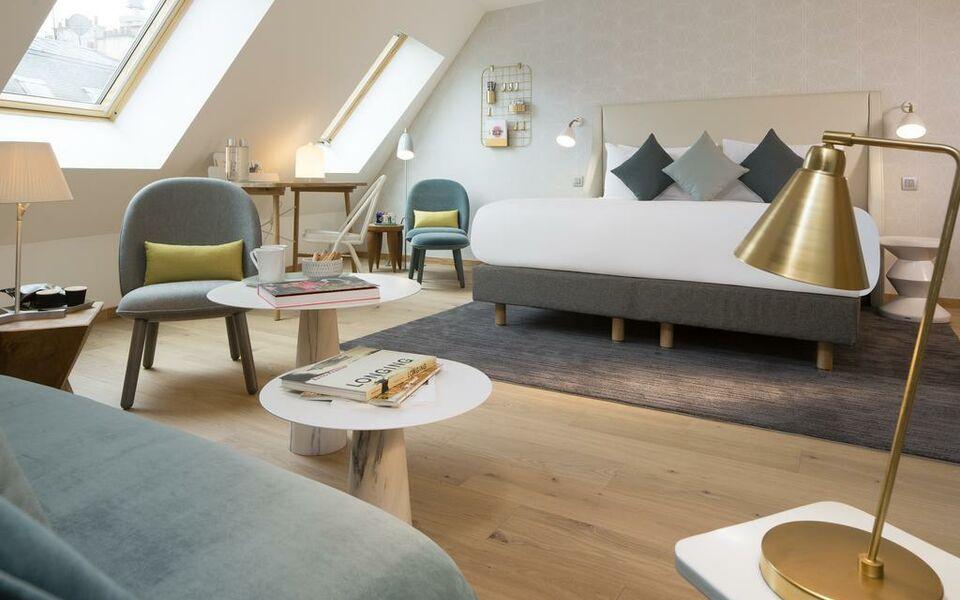 Drawing hotel a design boutique hotel paris france for Design boutique hotel potsdam