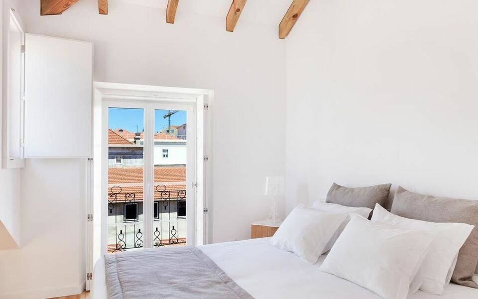 Hello lisbon s o bento valley boutique apartments for Hotel boutique lisbonne