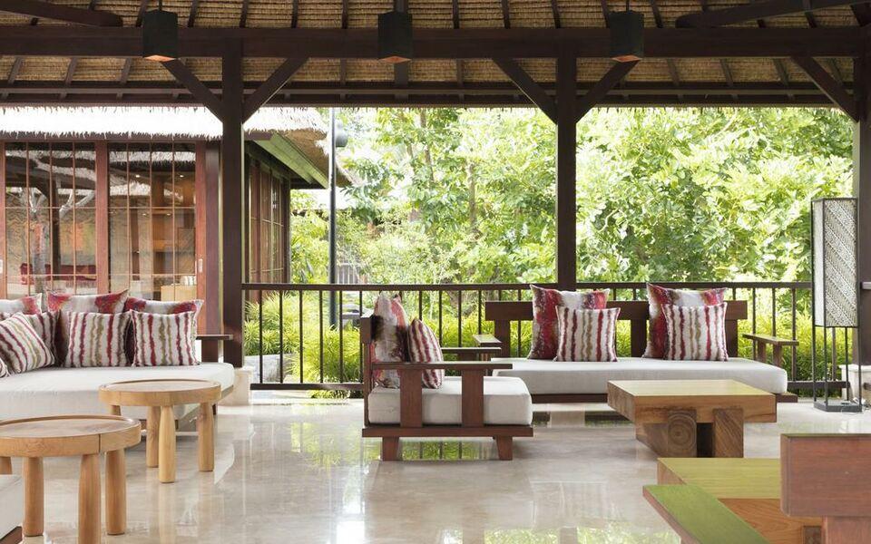 Hoshinoya bali a design boutique hotel ubud indonesia for Design hotel ubud