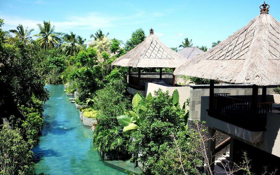 Hoshinoya bali a design boutique hotel ubud indonesia for Design boutique hotel ubud