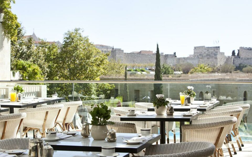 The david citadel hotel a design boutique hotel jerusalem for Design hotel jerusalem