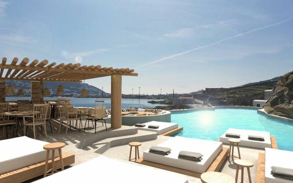 Dreambox a design boutique hotel mykonos greece for Design boutique hotel mykonos