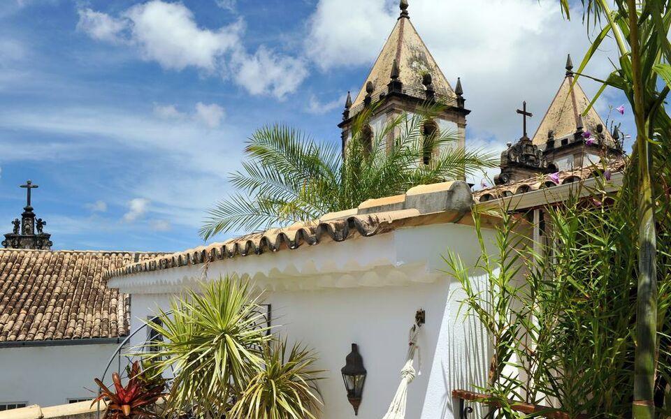 Villa Bahia In Largo Do Cruzeiro De Sao Francisco