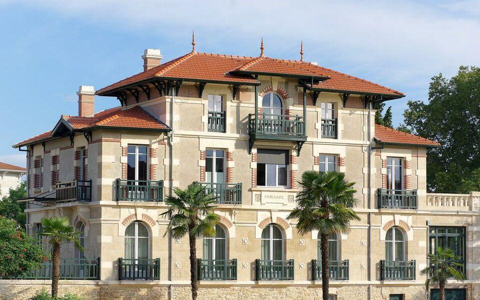 villa mirasol a design boutique hotel mont de marsan france. Black Bedroom Furniture Sets. Home Design Ideas