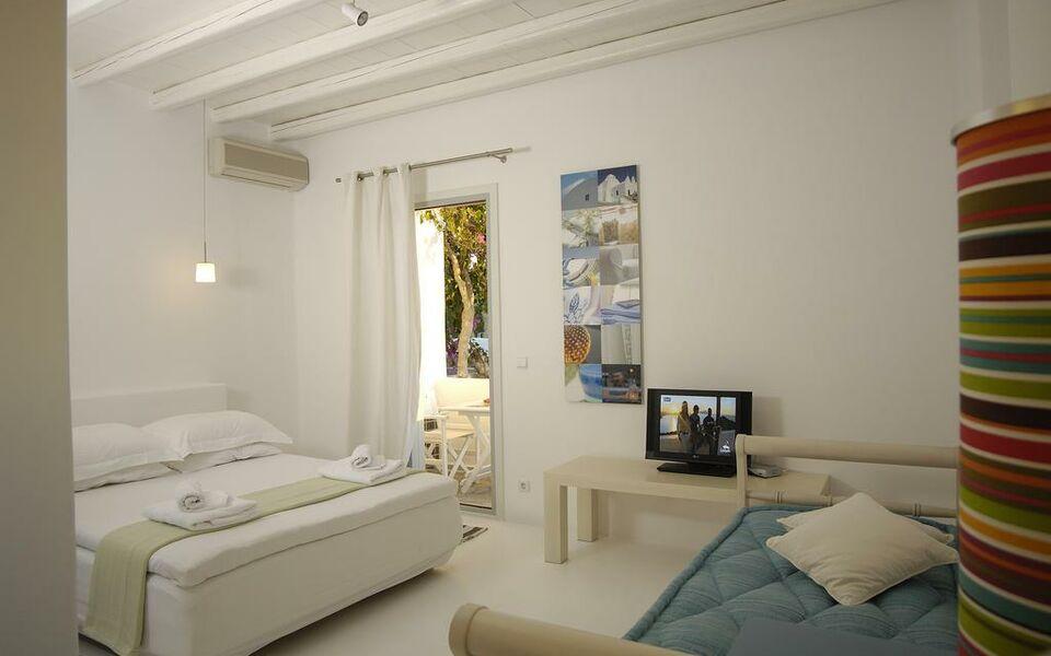 Kapetan tasos suites a design boutique hotel milos greece for Boutique hotel milos