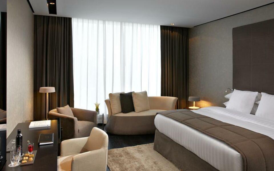 Melia dubai a design boutique hotel dubai united arab for Star boutique hotel dubai