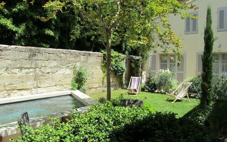 N15 chambres d 39 h tes a design boutique hotel avignon - Chambre d hotes avignon piscine ...
