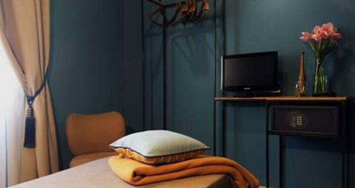 Stazione termini address for Design boutique hotel rome