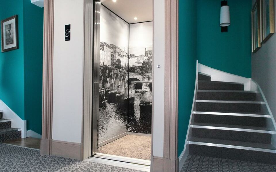 h tel alchimy a design boutique hotel albi france. Black Bedroom Furniture Sets. Home Design Ideas