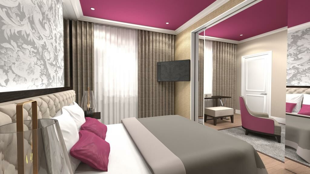 h tel alchimy albi frankreich. Black Bedroom Furniture Sets. Home Design Ideas