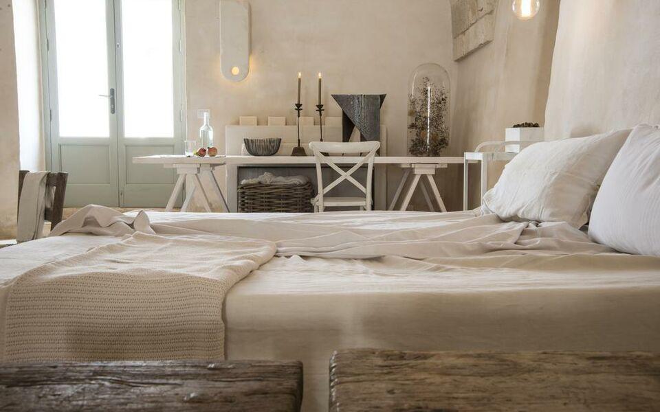 Masseria le carrube ostuni italie my boutique hotel for Boutique hotel pouilles