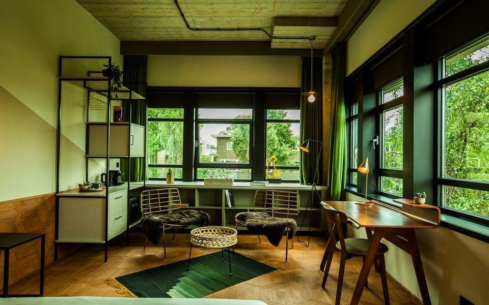 Hotel v fizeaustraat a design boutique hotel amsterdam for Design boutique hotel nederland