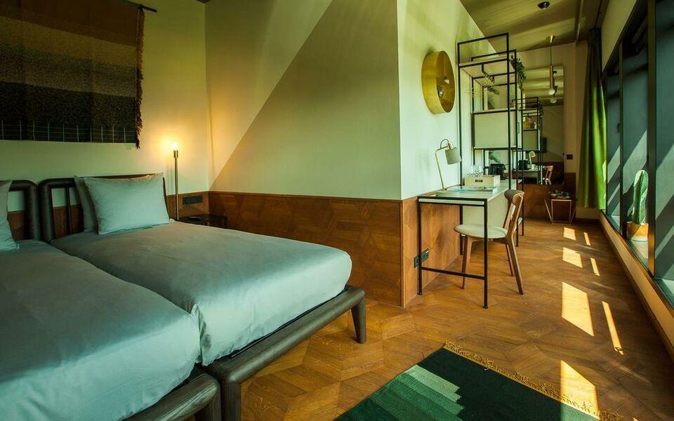 Hotel v fizeaustraat a design boutique hotel amsterdam for Design boutique hotels amsterdam