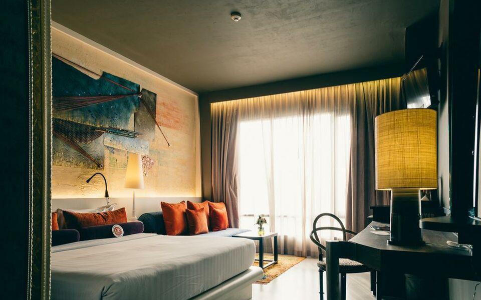 Siam siam design hotel bangkok bangkok thailand for Siam design hotel