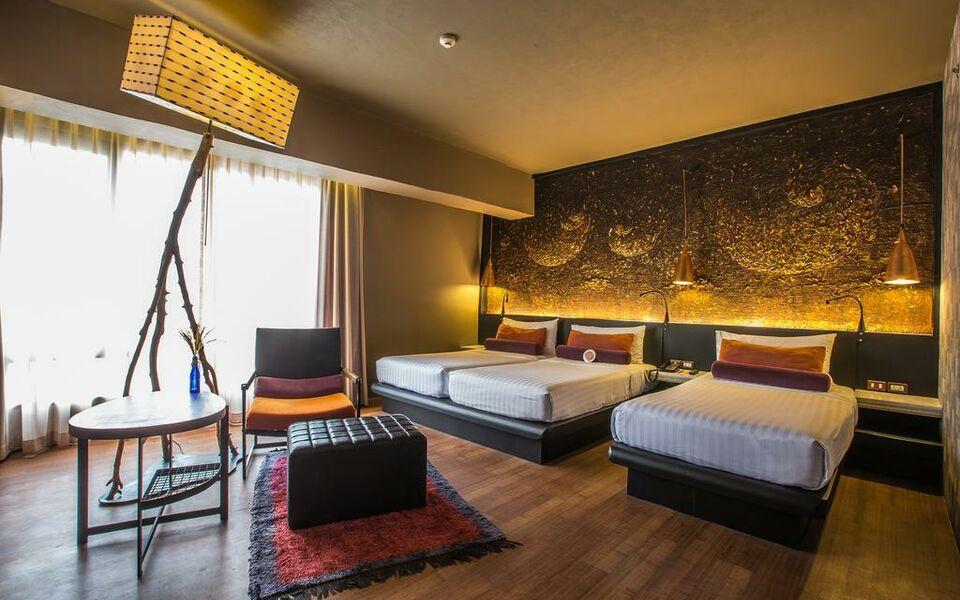Siam siam design hotel bangkok a design boutique hotel for Siam design hotel