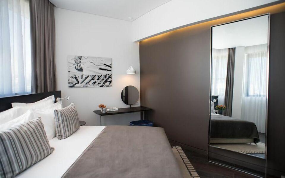 65 hotel rothschild tel aviv an atlas boutique hotel for Boutique hotel 74