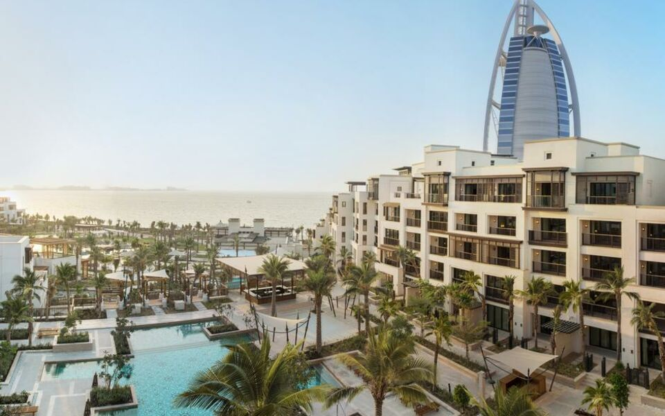 Jumeirah al naseem madinat jumeirah a design boutique for Small hotels in dubai