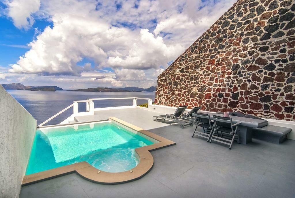 Ambassador Santorini Luxury Villas Amp Suites A Design