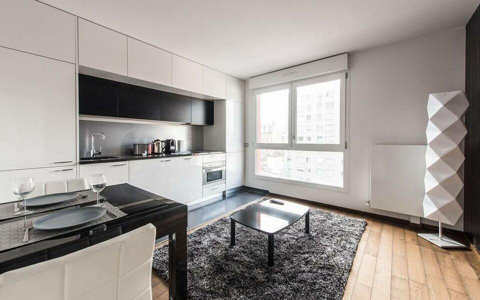 Les appartements paris clichy clichy france my for Chambre 19 paris