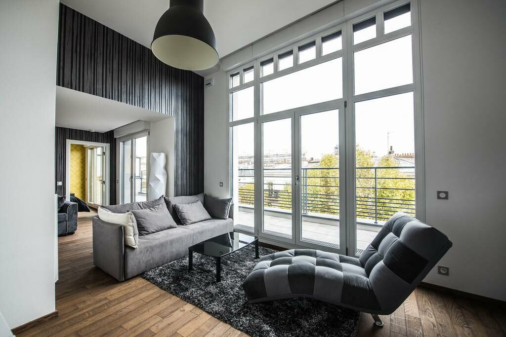 Les appartements paris clichy a design boutique hotel - Appartement de luxe studio schicketanz ...
