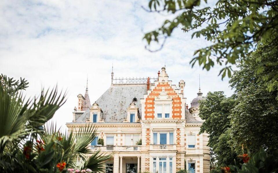 La villa guy b b b ziers france my boutique hotel - Villa guy beziers ...