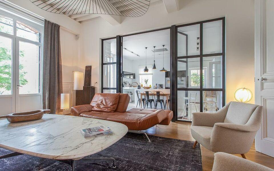 Maison tandem a design boutique hotel cluny france for Boutique decoration maison