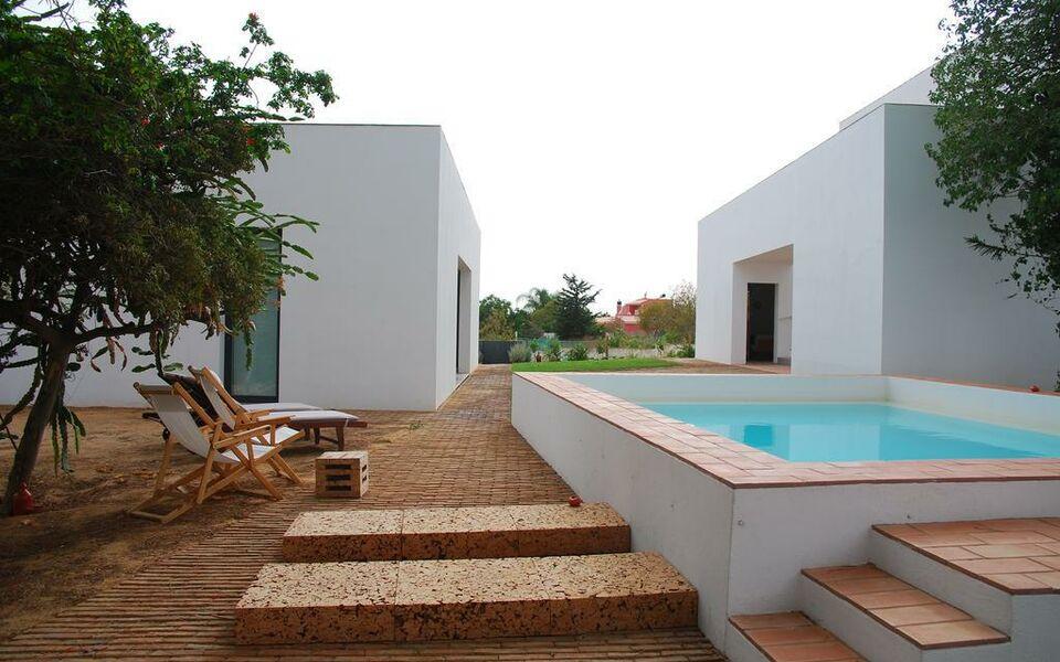 Casa modesta a design boutique hotel quatrim do sul portugal for Design boutique hotels algarve