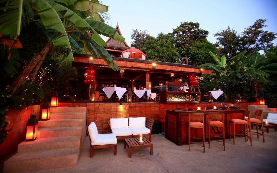 Hotel Kupu Kupu Phangan Beach Villas Amp Spa