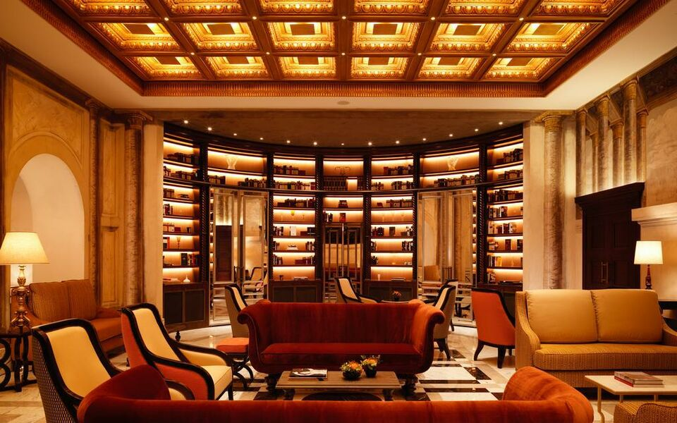 Hotel eden dorchester collection rome italie my for Boutique hotel collection