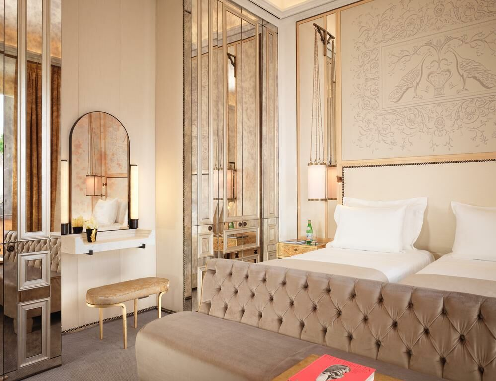 Hotel eden dorchester collection rome italie my for My boutique hotel