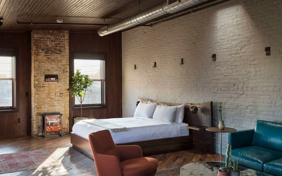 Wm mulherin 39 s sons hotel a design boutique hotel for Design boutique hotel imperialart