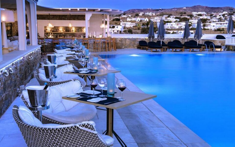 Myconian kyma design hotel a design boutique hotel for Design boutique hotel mykonos
