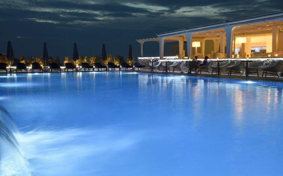 Myconian kyma design hotel mykonos grecia for Top design hotels mykonos