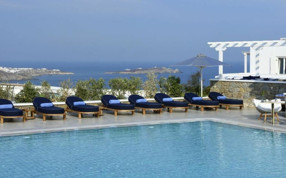 Myconian kyma design hotel mykonos griechenland for Top design hotels mykonos