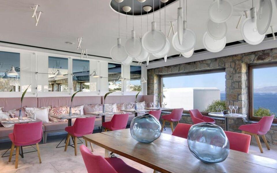 Myconian kyma design hotel mykonos grecia for Design boutique hotel mykonos