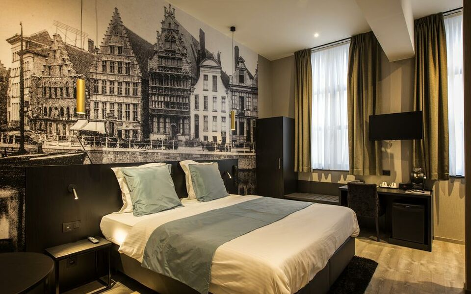 Hotel harmony a design boutique hotel ghent belgium for Design boutique hotels ghent